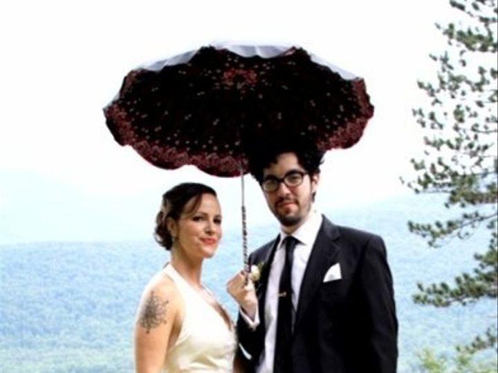 Tmx 1289921969141 Riemermountainwedpic Brooklyn wedding dress