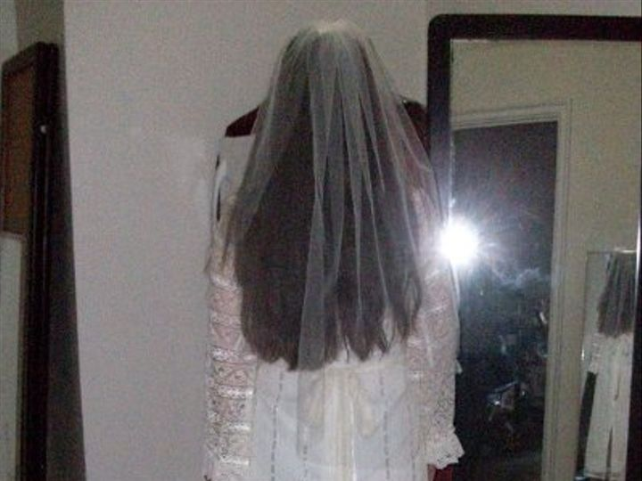 Tmx 1289921994751 Vintagebride1back Brooklyn wedding dress