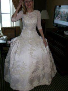 Tmx 1353007972532 Israelibridebuilupfront Brooklyn wedding dress