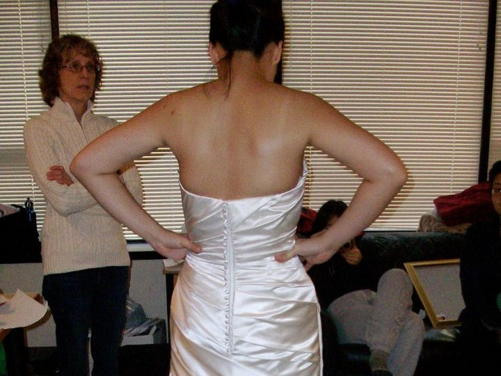 Tmx 1353009076762 1000196 Brooklyn wedding dress
