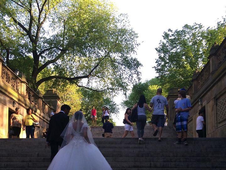 Tmx 1425504051092 Bahrain Bride 2 Brooklyn wedding dress