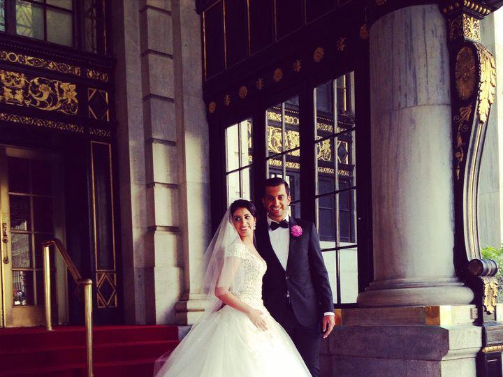 Tmx 1425504078696 Bahrain Bride Brooklyn wedding dress