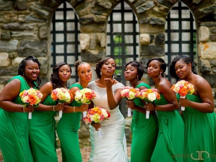 Tmx 1425504097583 Bride And Maids Brooklyn wedding dress