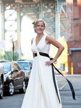 Tmx 1425504100344 Bryn Davis After Brooklyn wedding dress