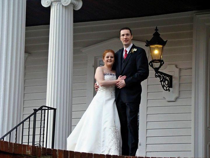 Tmx 1425504126772 Courtney Hougham Brooklyn wedding dress