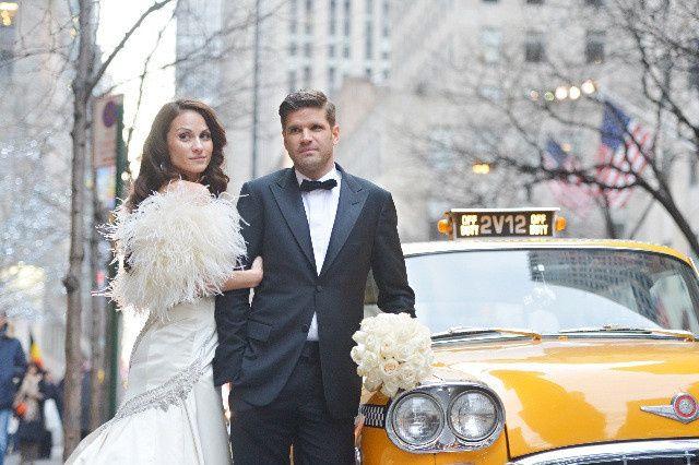 Tmx 1425504264881 Preg Bride 2 Brooklyn wedding dress