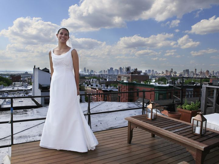 Tmx 1425504297756 Runner Bride  Brooklyn wedding dress