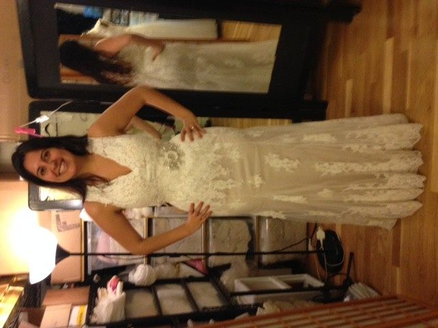 Tmx 1462377638555 Img1076 Brooklyn wedding dress