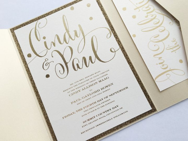 Cincinnati By Design Invitations Cincinnati Oh Weddingwire