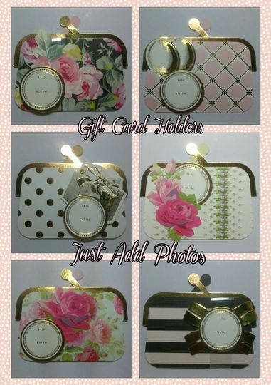 coin purse style holders