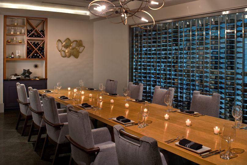 Studio Private Dining Room