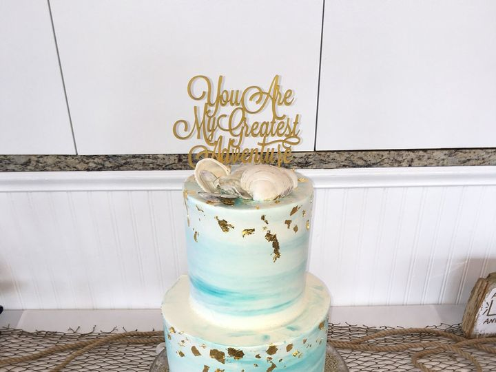 Tmx 1525294342 A2d6443eadb0a1d4 1525294338 F2144c0612aebef5 1525294356855 23 Dessert Bar 2017  Rochester wedding cake