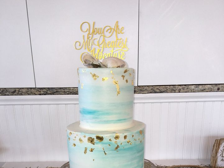 Tmx 1525294342 Bfd95c3614390d58 1525294339 C65ddb38071493fe 1525294356856 24 Dessert Bar 2017  Rochester wedding cake