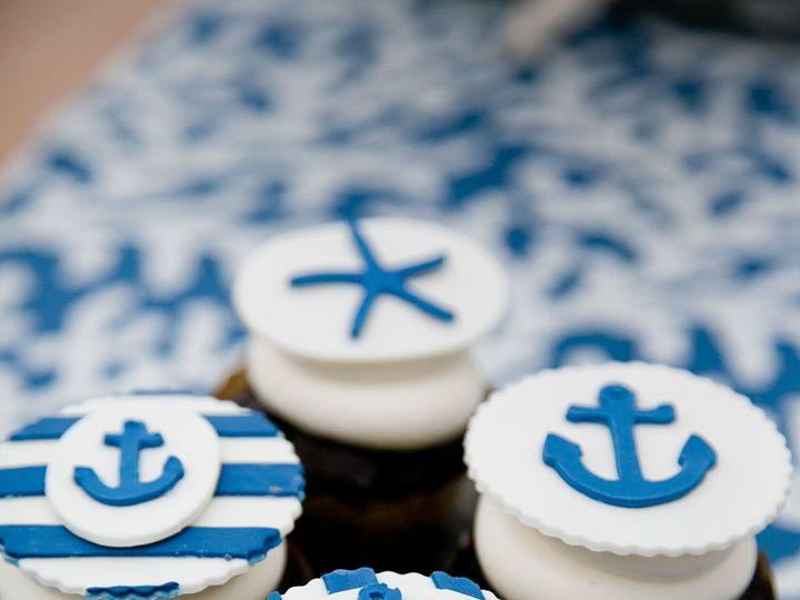 Tmx 1525296521 Efdfe78f51c4566e 1525296519 75c5be5bea77cac9 1525296537421 7 Nautical Anchor St Rochester wedding cake