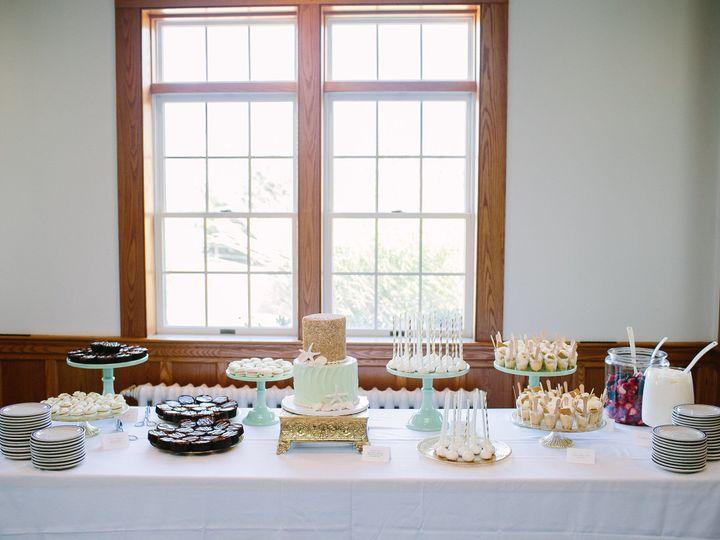 Tmx 1525296619 90bf4a96cd454b42 1525296616 76c21014ec4bf68e 1525296632146 47 0600 Annikadave C Rochester wedding cake