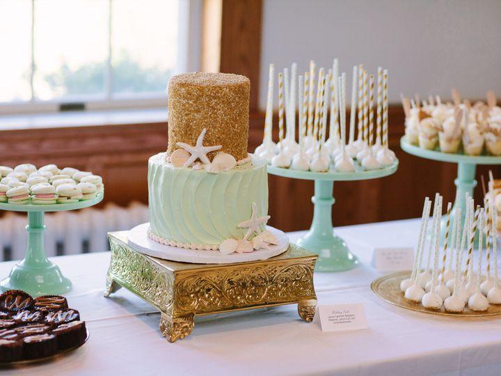 Tmx 1525296623 649d3b701c99b35e 1525296618 994b409a54cf1ee2 1525296632151 53 0600 Annikadave C Rochester wedding cake