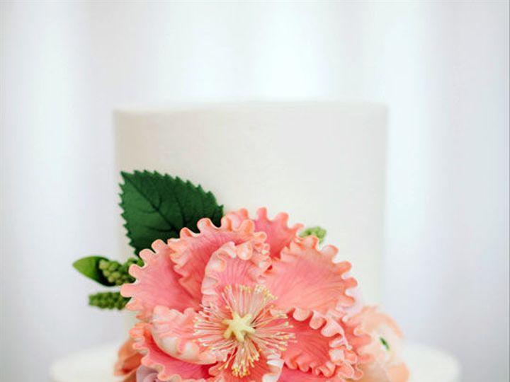 Tmx 1525296775 5f36eec6b7235c84 1525296774 98e315cb868be90e 1525296793486 4 1 Sugar Flower Led Rochester wedding cake