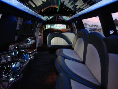 Tmx 1204336782331 Escalade Interior Back 2 Clark wedding transportation