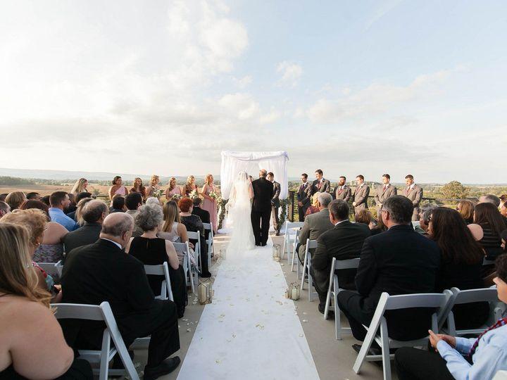 Tmx 1536594997 F329dda13746e75c 1536594995 B24cfa074bf54363 1536594995658 4 Cara Jesse Ceremon Delaplane, VA wedding venue