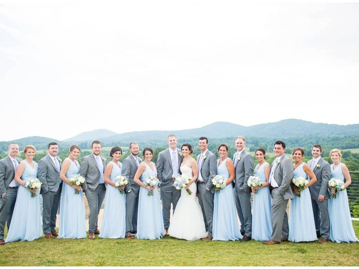 Tmx 1536595637 Aa79aebddda30326 1536595636 Db414ba6257a33f6 1536595635192 7 Bridal Party With  Delaplane, VA wedding venue