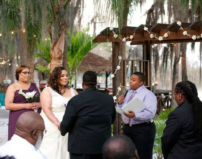 Personalized ceremonies