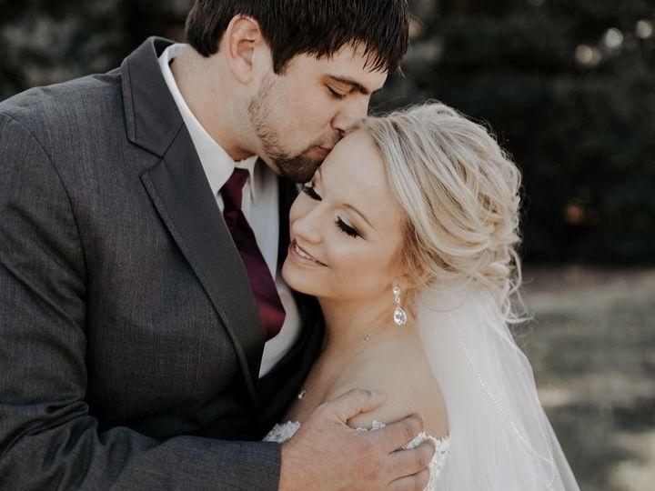 Tmx 1520360327 345b222e6dd37a60 1520360326 Da4b187fa8808b04 1520360319869 8 4F43CBBD 0A17 4F33 North Platte wedding beauty