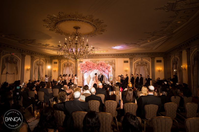 Wedding Ceremony - duBarry