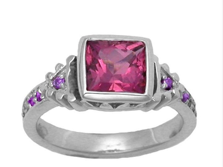 Tmx 1283539577155 RG20427sqHPpnktourmtopviewcopy Philadelphia, PA wedding jewelry