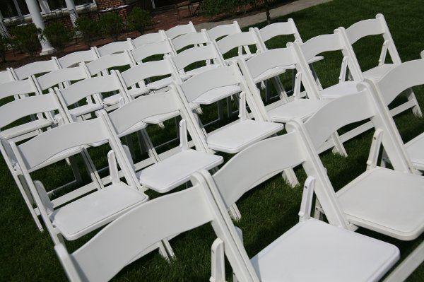 Chair setting