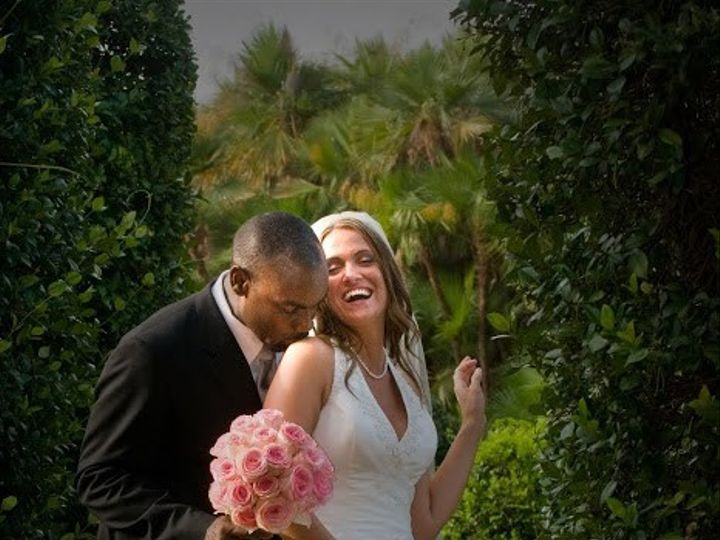 Tmx 1398046652440 Bg Outside Groom Kissing Shoulde Boynton Beach, FL wedding venue
