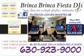 DJ Maestro- Brinca Brinca Fiestas
