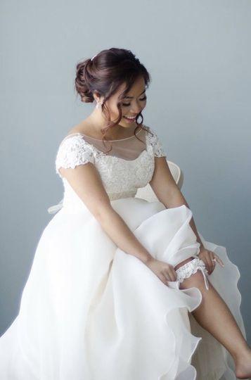 Lovely bride | Lauren Nicole Photography