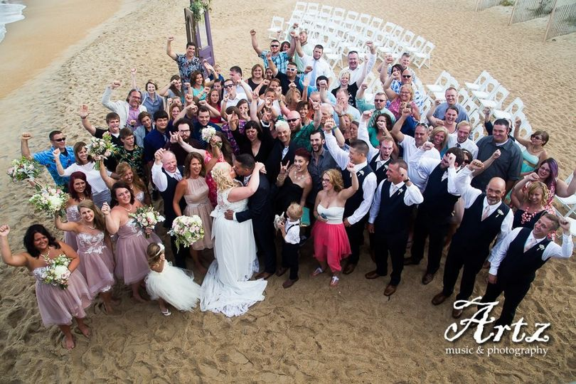 Outer Banks, North Carolina destination beach weddings