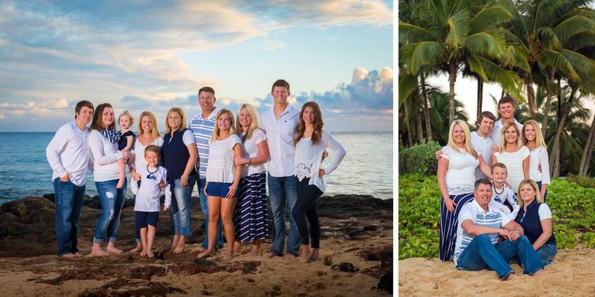 poipu kauai family photographers