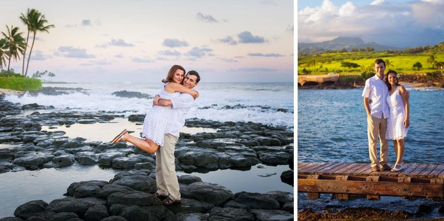 a kauai photographers wedding