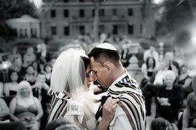 Rabbi Andrea Frank - The Jewish Wedding Traveling Rabbi