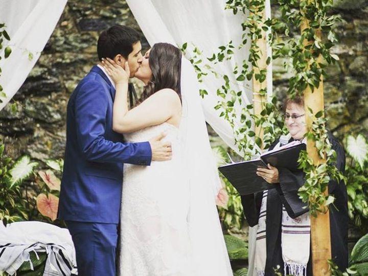 Tmx 1534777334 2894f0278944273d 1534777332 5878d3338b2c4c79 1534777332311 1 Rabbi Andrea 1 New York, NY wedding officiant