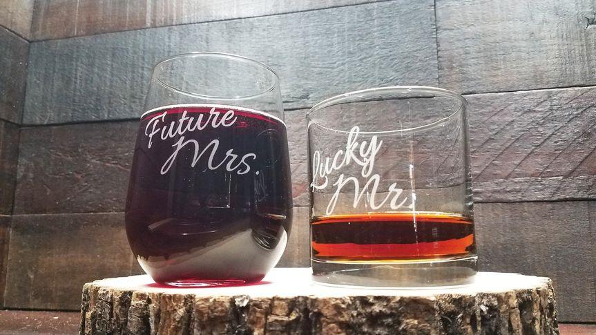 Lucky Mr. / Future Mrs.