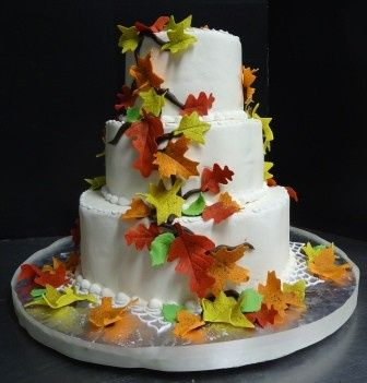 Tmx 1371484031086 Fall Wedding Hebron wedding cake