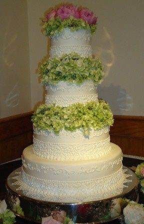 Tmx 1371484332814 4 Tier Cake Serves 180 Hebron wedding cake