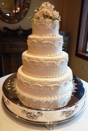 Tmx 1371484353885 Ashley  Seans Hebron wedding cake