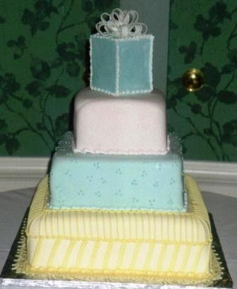 Tmx 1371484362323 Bridal Shower Gifts Hebron wedding cake