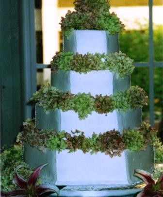 Tmx 1371484458422 Fresh Hydrangea Hebron wedding cake