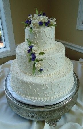 Tmx 1371484477615 Megans  Michaels Hebron wedding cake