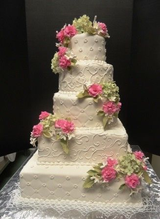 Tmx 1371484481262 Melissas Hebron wedding cake