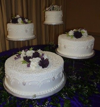 Tmx 1371484520506 Mums And Roses Hebron wedding cake
