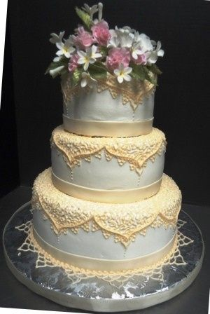 Tmx 1371484532621 Rosas Wedding Hebron wedding cake