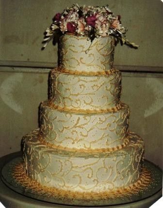 Tmx 1371484536629 Scroll Work Hebron wedding cake
