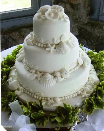Tmx 1371484590925 Sugar Seashells 2 Hebron wedding cake