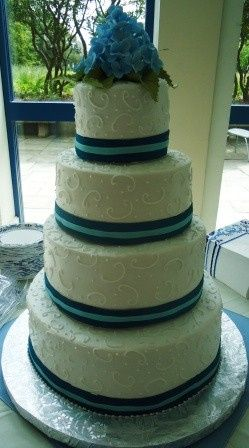 Tmx 1371484598565 Theresa  Stanleys Hebron wedding cake